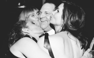 A Harvey Weinstein sandwich