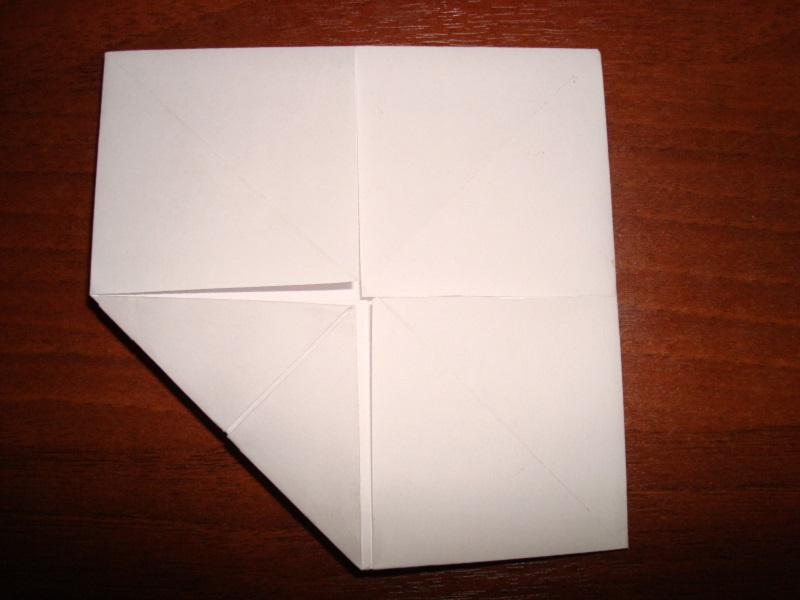 How to make a boat from paper? Instructions for folding paper boat do it yourself step 58