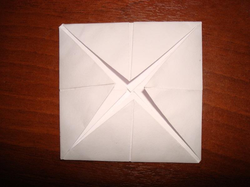 Hoe maak je een boot van papier? Opvouwbare instructiepapierboot met uw eigen handsfase 59