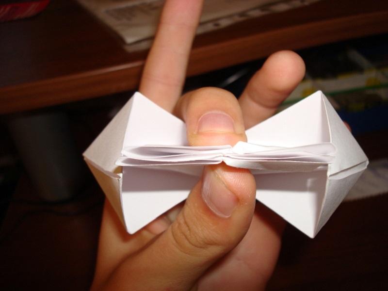 Hoe maak je een boot van papier? Instructies voor opvouwbare papierboot Doe het zelf fase 64