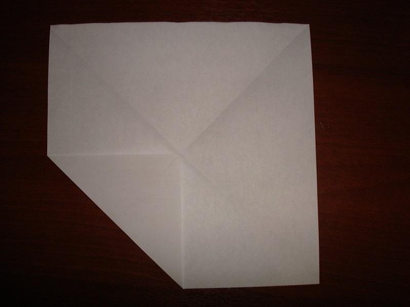 Hoe maak je een boot van papier? Instructies voor opvouwbare papierboot Doe het zelf stap 51
