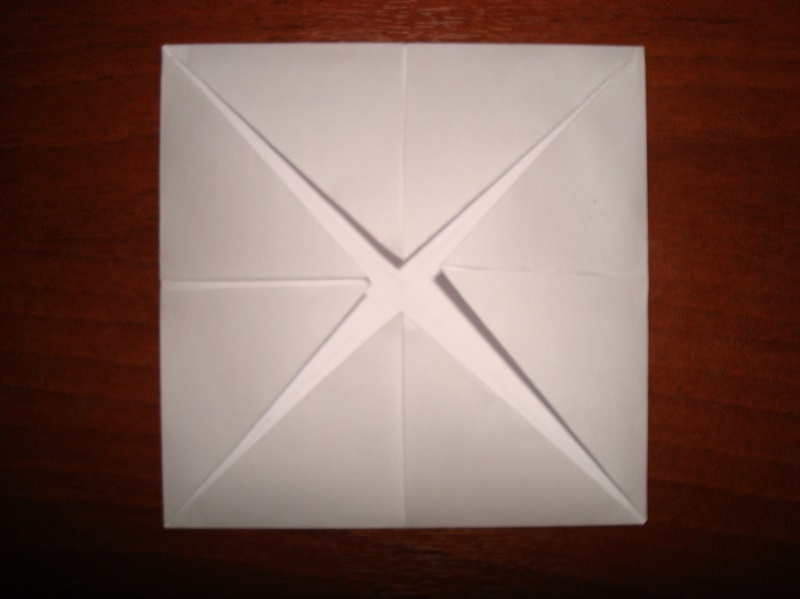 Hoe maak je een boot van papier? Instructie opvouwbare papierboot Doe het zelf stap 55