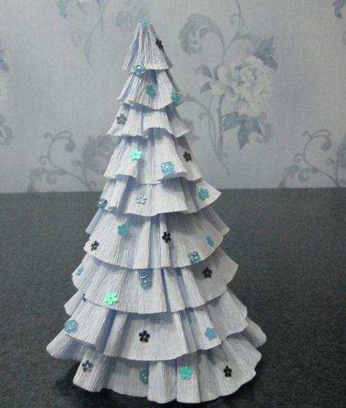 Árvore de Natal com as mãos para o ano novo e # 8212; Idéias de fotografias e mestres estágio 84