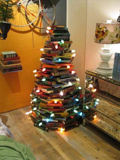 DIY Christmas tree for New Year & # 8212; photo ideas and master classes stage 30