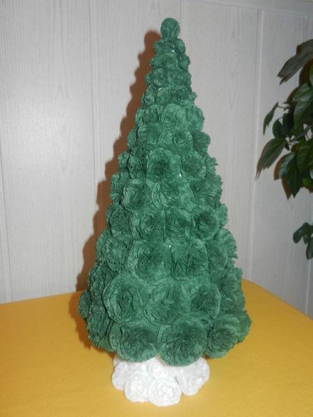 Árvore de Natal com as mãos para o ano novo e # 8212; Idéias de fotos e mestres estágio 116