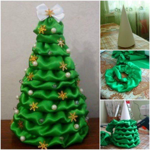 Árvore de Natal com as mãos para o ano novo e # 8212; Idéias fotográficas e mestres estágio de classes 3