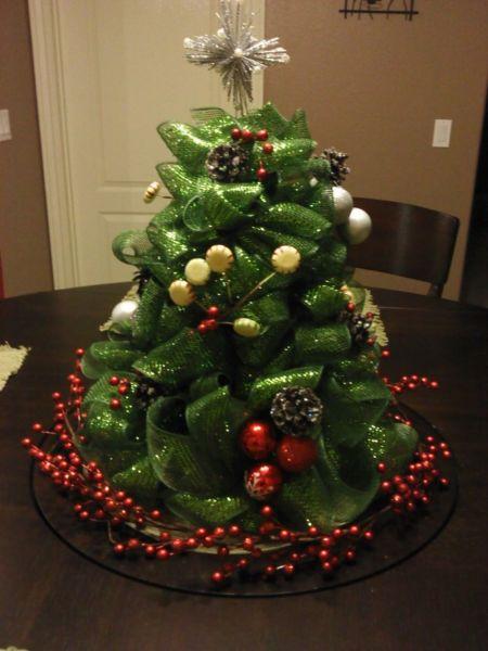 Χριστουγεννιάτικο δέντρο με τα χέρια σας για το Νέο Έτος & # 8212; Ιδέες φωτογραφιών και κύρια μαθήματα Στάδιο 16