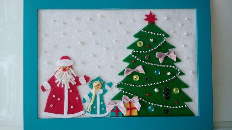 کارت پستال های سال نو آن را برای کودکان انجام می دهند: کلاس های کارشناسی ارشد و قالب های کارت پستال برای سال جدید 2021 مرحله 162