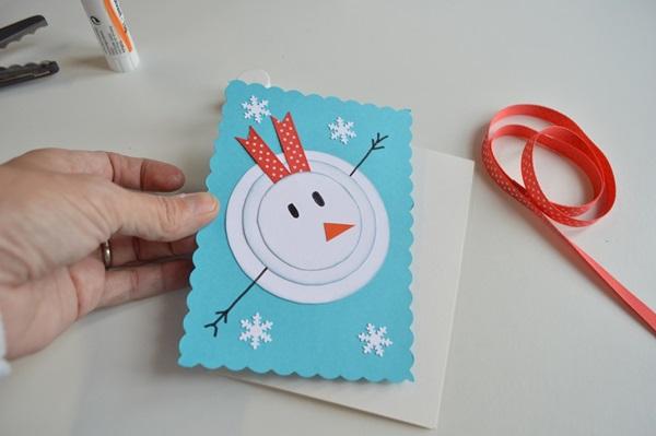 Жаңа жылдық карталар мұны өзіңіз жасайсыз: Жаңа жылға арналған шеберлік сыныптары және ашықхаттар шаблондары 2021 кезең