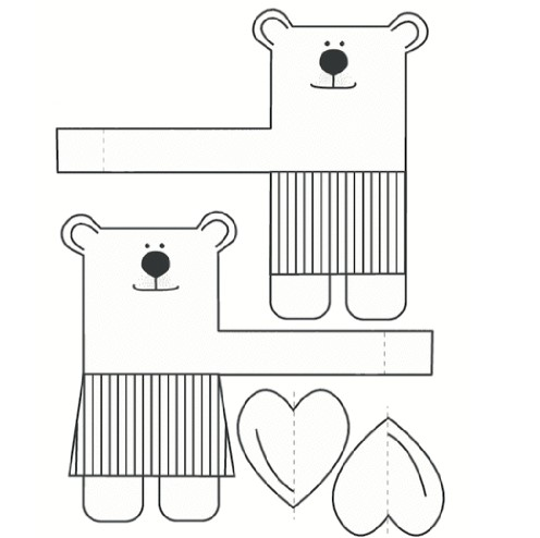 वेलेंटाइन दिवस के लिए DIY बच्चों के लिए अपने हाथों से: 14 फरवरी को शिल्प के सबसे सुंदर विचार, चरण 28