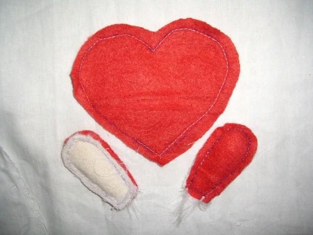 वेलेंटाइन डे के लिए DIY इसे अपने बच्चों के लिए करते हैं: 14 फरवरी चरण 72 को शिल्प के सबसे सुंदर विचार