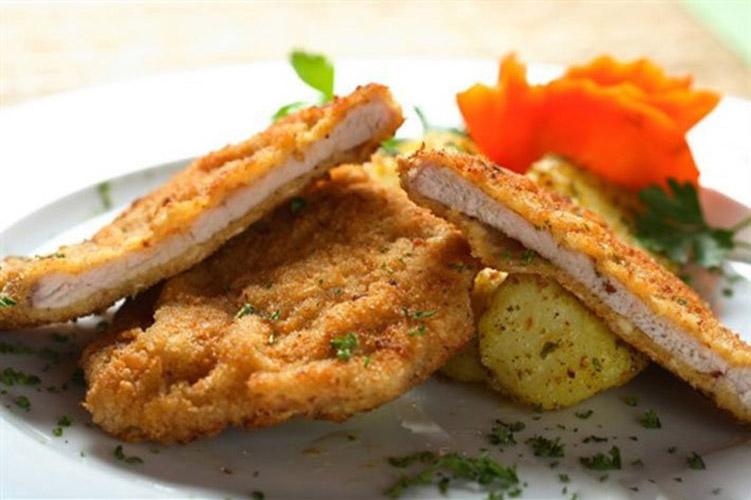 Отбивные из свинины на сковороде — 5 рецептов приготовления вкусных и сочных отбивных этап 7