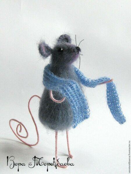 Πλέκω ποντίκια και αρουραίοι με διαγράμματα και περιγραφές. Amigurumi παιχνίδια μάστερ για αρχάριους στάδιο 2