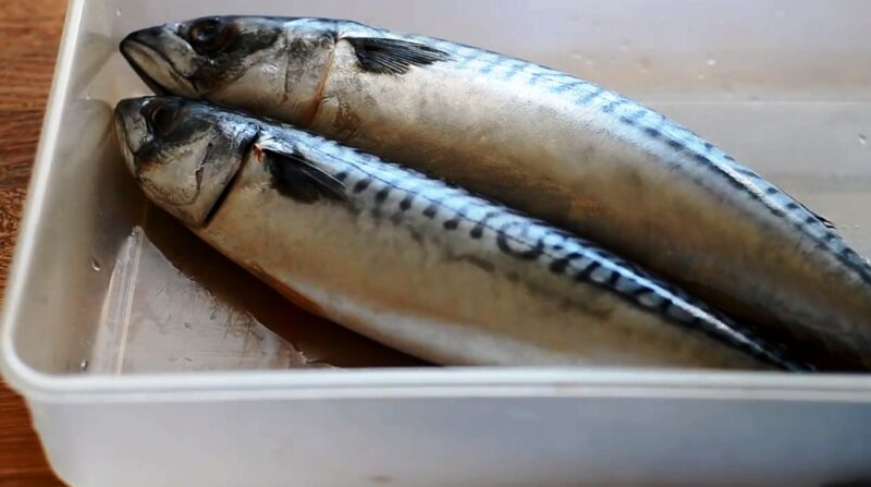Mackerel ướp ở nhà: 7 công thức nấu ăn ngon Giai đoạn 22