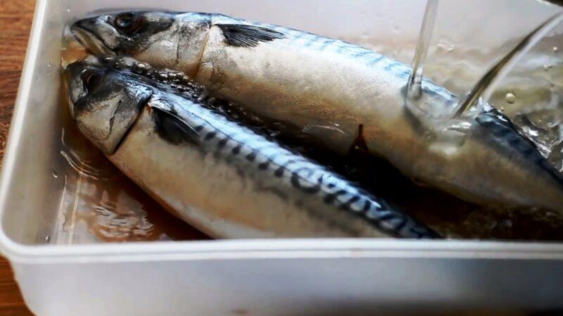 Mackerel ướp ở nhà: 7 công thức nấu ăn ngon Giai đoạn 23