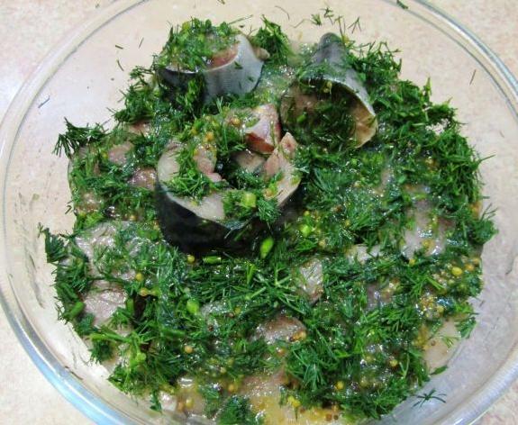 Mackerel ướp ở nhà: 7 công thức nấu ăn ngon Giai đoạn 19