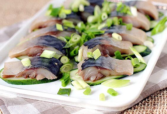 Mackerel ướp ở nhà: 7 công thức nấu ăn ngon Giai đoạn 4
