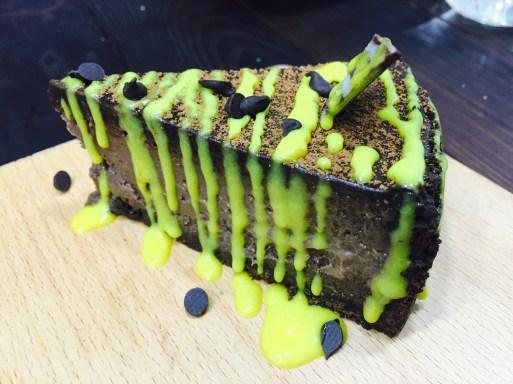 Belgian Chocolate Cheesecake