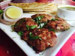 Mutton Galauti Kebab