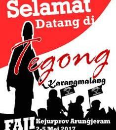 Tujuh Hari Menjelang Kejurprov Arung Jeram