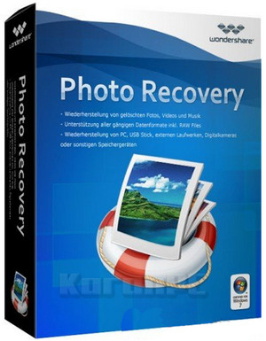Download Wondershare Photo Recovery