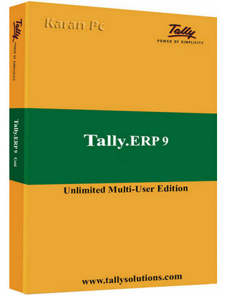 Tally ERP 9.0 Free Download Full