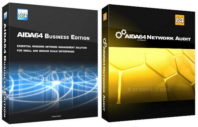 AIDA64 Business Network Audit Full Download