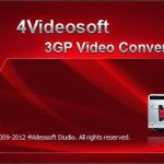 4Videosoft 3GP Video Converter 5.0.28 Full