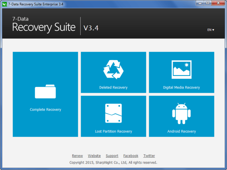 7-Data Recovery Suite Crack