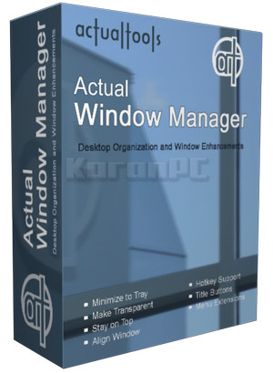 Actual Window Manager 8.6 Free Download