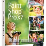 Corel PaintShop Pro X7 Multilingual ISO Free Download
