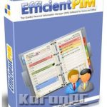 EfficientPIM Pro 5.22 Build 530 + Portable [Latest]