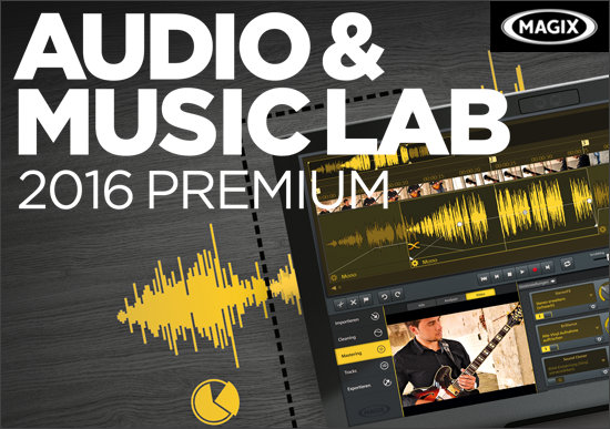 MAGIX Audio Music Lab Premium