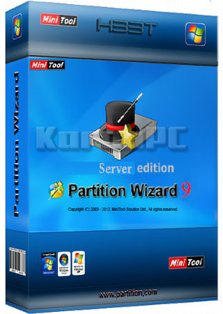 minitool partition wizard 9 crack