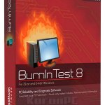 PassMark BurnInTest Pro 8.1 Build 1010
