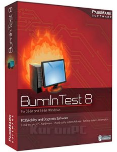 PassMark BurnInTest Pro Full Version