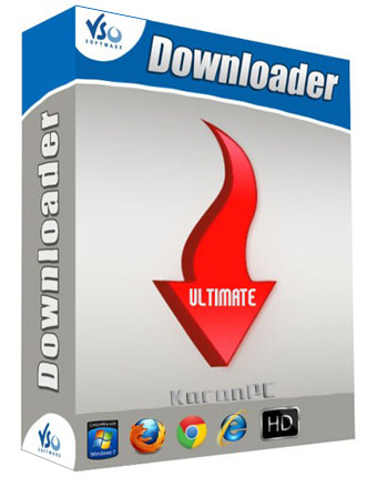 VSO Downloader 5.0.1.36 Ultimate + Portable