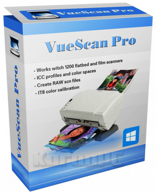 VueScan Professional 9.6.36 Free Download