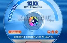 1CLICK DVD Converter 3.1.2.4 [Latest]