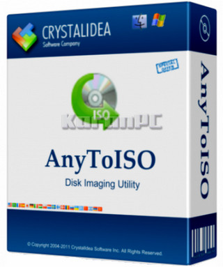 AnyToISO Professional 3.9.3 Build 630 + Portable [Mới nhất]