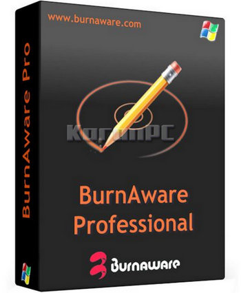 BurnAware Professional 11 Download Full