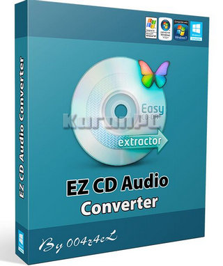EZ CD Audio Converter 5 / Easy CD-DA Extractor / Swiss Army Knife Of Digital Audio