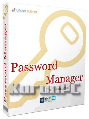 Efficient Password Manager Full Download
