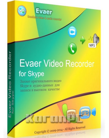 Evaer Video Recorder for Skype Full Download