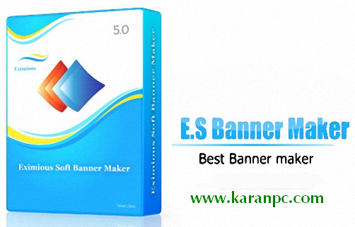 EximiousSoft Banner Maker 5.47 [Latest]