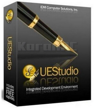 Download IDM UEStudio Full