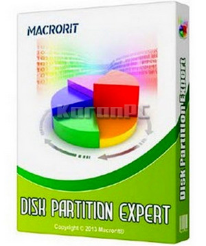 Macrorit Disk Partition Expert 4