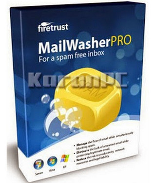 Download MailWasher Pro Full