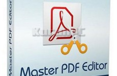 Master PDF Editor 5.6.09 Free Download + Portable