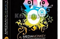 MediaMonkey Gold 4.1.29.1910 Free Download + Portable